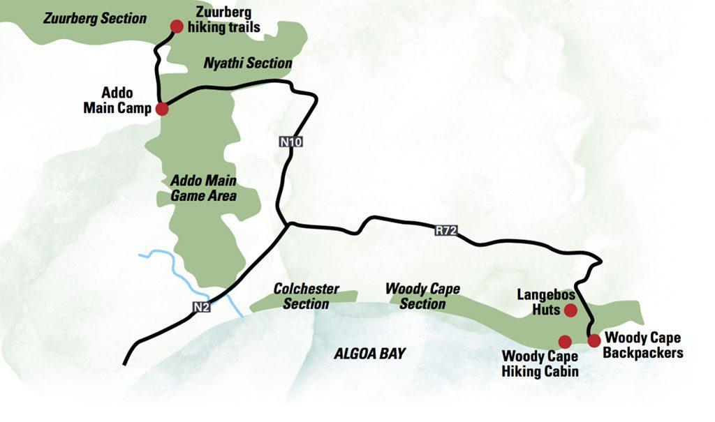 Addo-Walking-Map