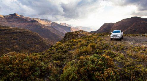 Lesotho A1