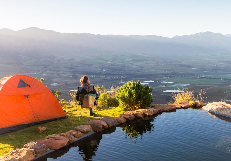 5 Easter Holiday camping locations in the Western Cape