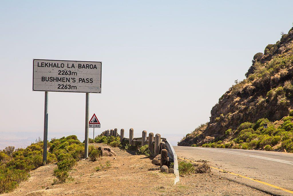 Mohale Dam Lesotho