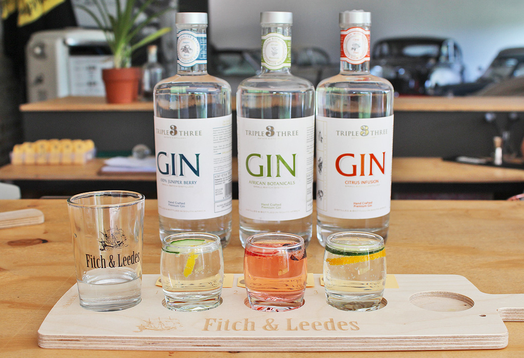 13 Glorious Gin Experiences In And Around Cape Town For All Budgets