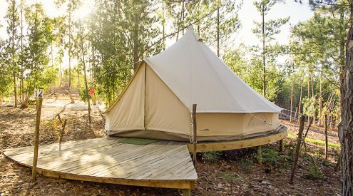 Elgin Cherry Glamping