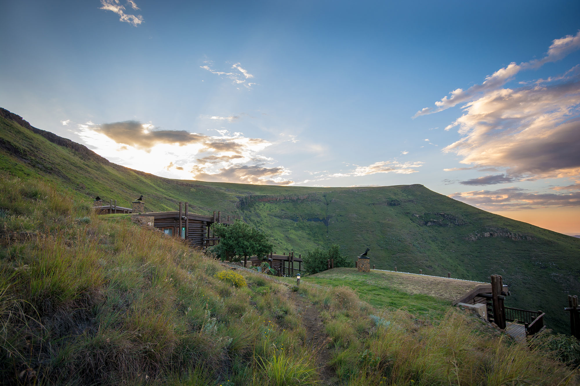 Discover true mountain magic at Golden Gate National Park