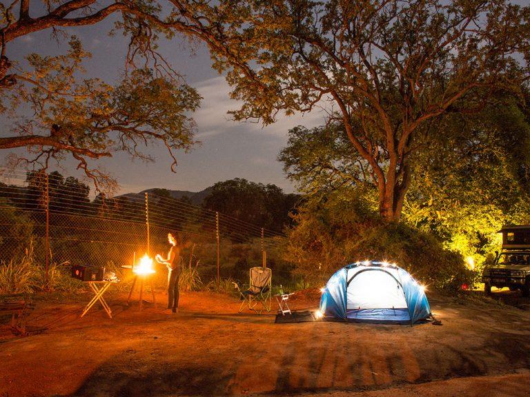 Berg-en-dal rest C& & 7 Kruger campsites for the best bush break