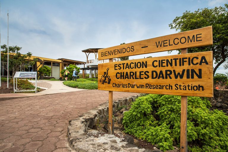 Image result for charles darwin research station