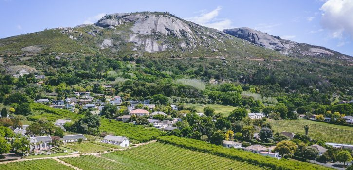 Photo supplied by Paarl Tourism